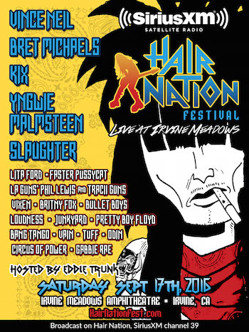 Hair Nation Festival