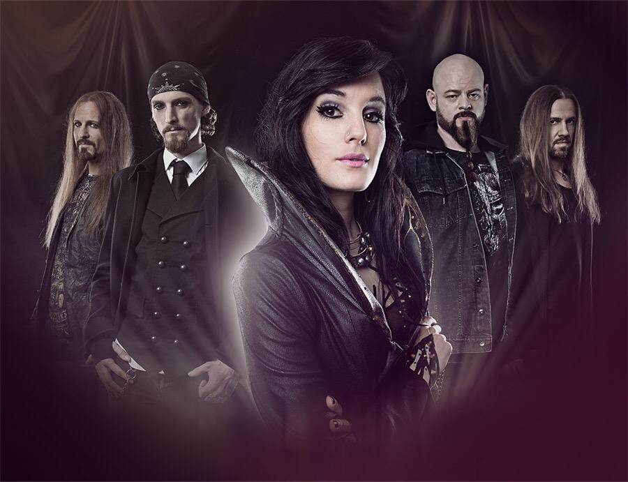 Xandria Band Photo