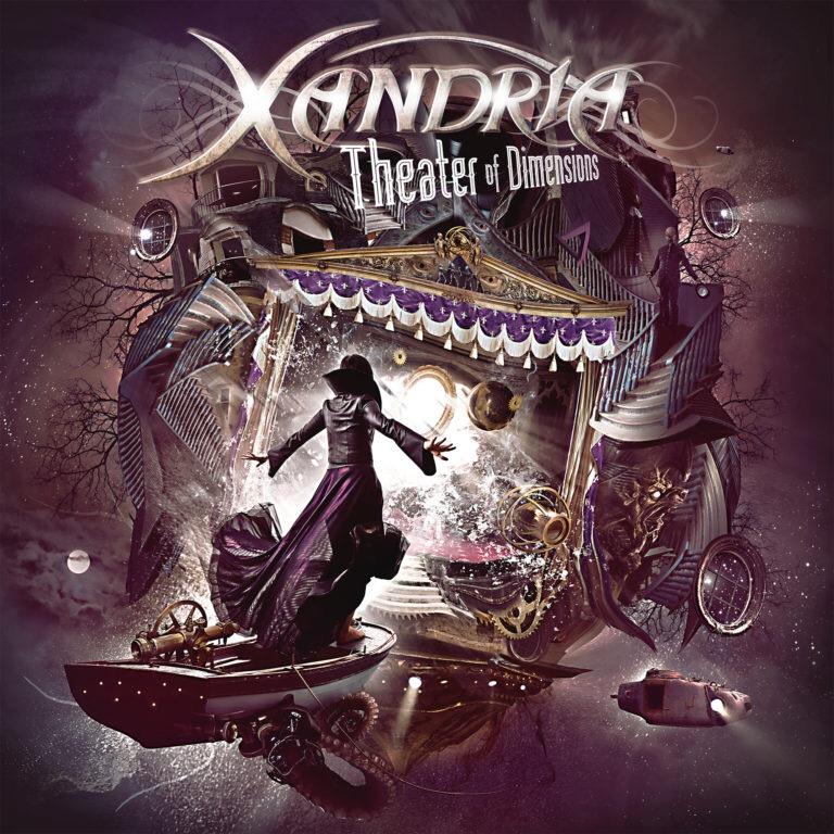 Xandria Theater of Dimension