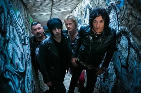 BulletBoys Band Photo