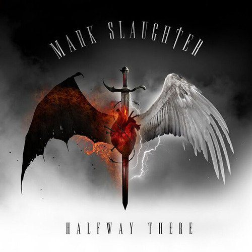 Mark Slaughter Halfway There Album Cover